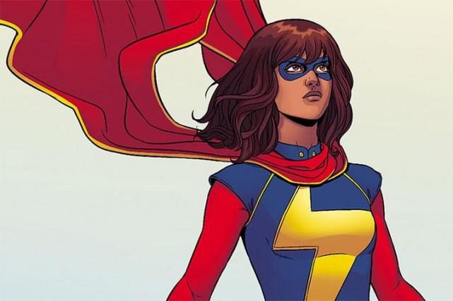 Le vice-président des ventes de Marvel, DavidGabriel, a... (Image fournie par Marvel)