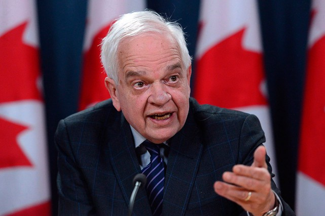 John McCallum... (Sean Kilpatrick, archives PC)