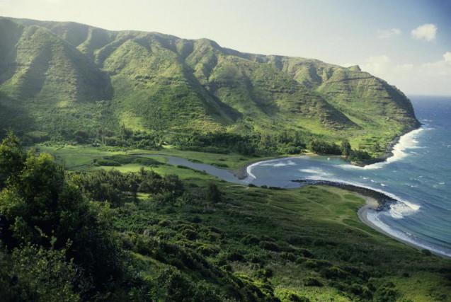 C'est bien connu, Hawaii offre des paysages à... (Photo Thinkstock)