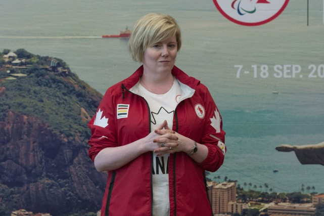 La ministre canadienne des Sports, Carla Qualtrough.... (Photo Adrian Wyld, archives PC)