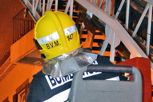 Une explosion dans une usine de feux d'artifice a fait au moins trois morts... (PHOTO ARCHIVES AP)