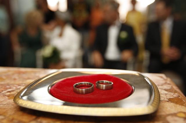 Le problème des mariages de mineurs est très... (Archives AP)