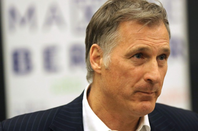 Maxime Bernier... (Photo Lars Hagberg, archives La Presse canadienne)