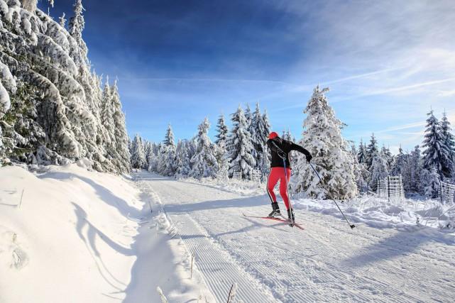 De toute évidence, le Club de ski de... (123RF)