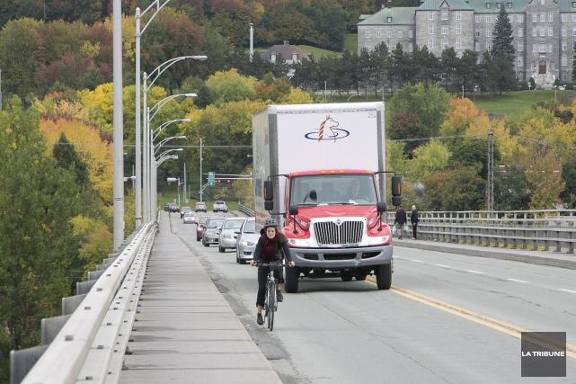 ÉDITORIAL / La décision de la Ville de Sherbrooke de lancer un projet-pilote de... (Archives, La Tribune)