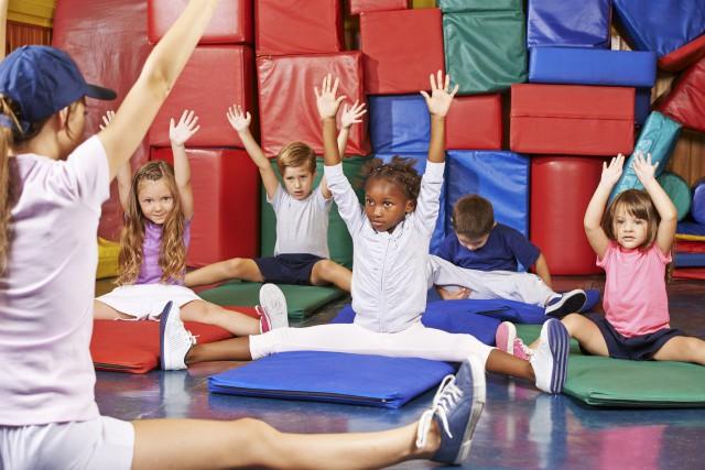 Quatre enfants sur dix, âgés de six à... (123RF)