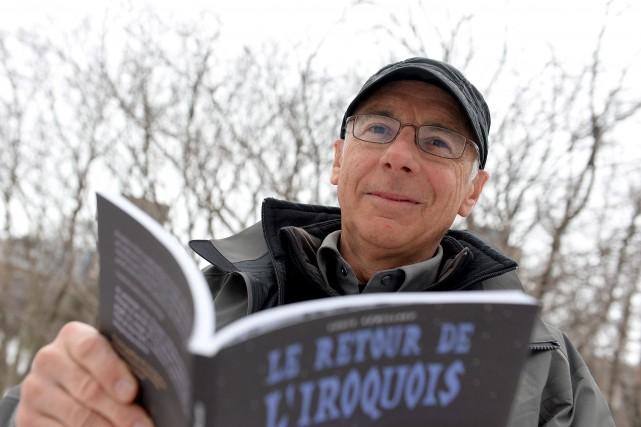 Louis Rémillard fait partie des pionniers du neuvième... (Le Soleil, Erick Labbé)