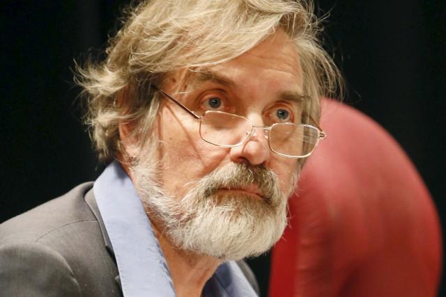 Le conseiller Richard M. Begin... (Simon Séguin-Bertrand, Archives Le Droit)