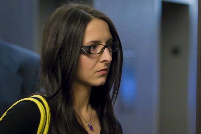 Emma Czornobaj a été reconnue coupable de négligence... (Photothèque Le Soleil)
