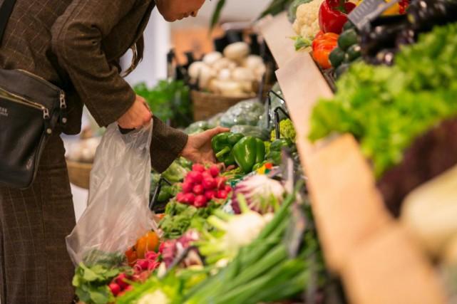 Pour l'exercice2015-2016, 20% des 3601 aliments importés testés... (PHOTOKrisztian Bocsi, archives Bloomberg)