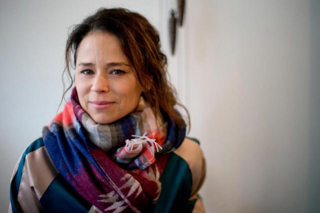 Suzanne Clément profite depuis quelques années d'une belle... (PHOTO DAVID BOILY, LA PRESSE)