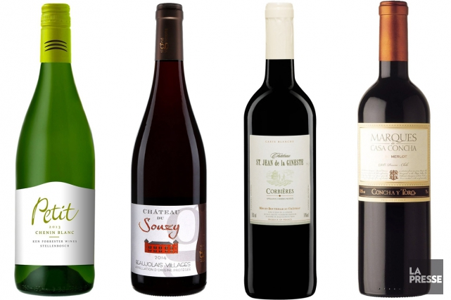 Dans le monde du vin comme ailleurs, il n'est pas toujours facile de rester à... (Photomontage La Presse)