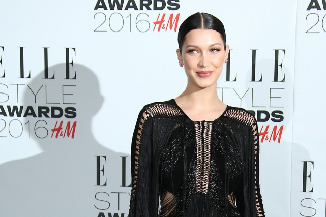 Bella Hadid... (Photo Joel Ryan, archives Invision/AP)