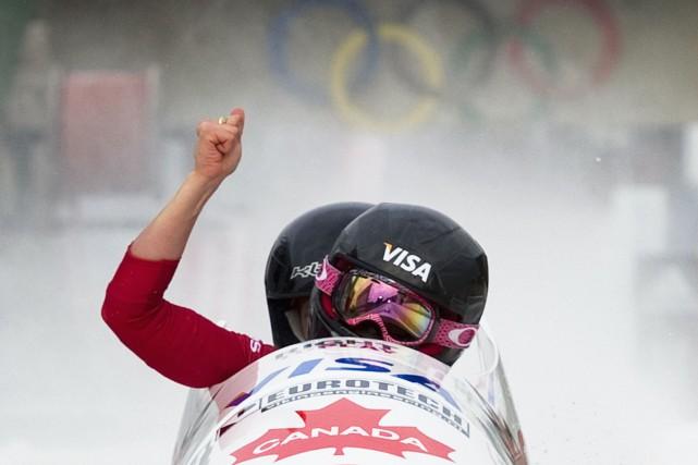 La piste de glisse des Jeux olympiques de Calgary sera restaurée après plus de... (Photo Todd Korol, archives Reuters)