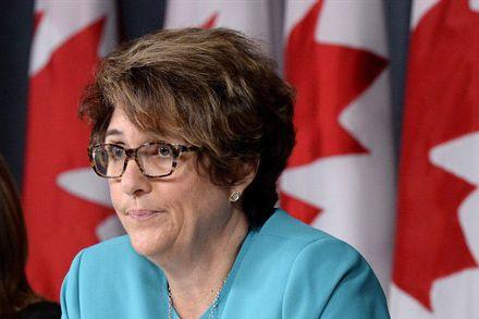 La sous-ministre Marie Lemay a assuré que les... (Archives, La Presse canadienne)