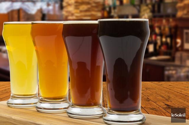 Une nouvelle chronique bière à lire dès le... (Photothèque Le Soleil)