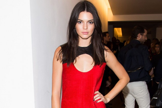 Kendall Jenner... (Photo Charles Sykes, archives Invision/AP)