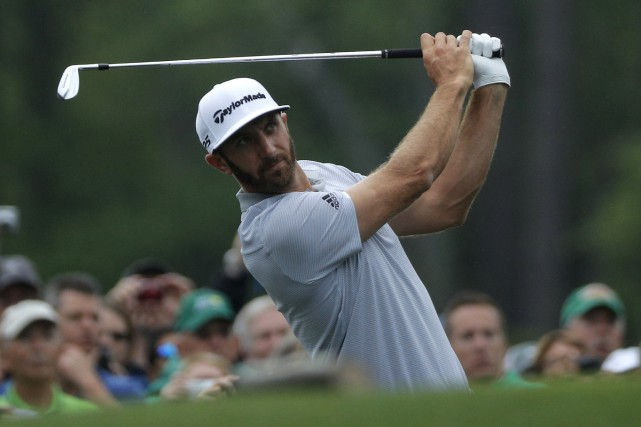 Dustin Johnson... (ARCHIVES REUTERS)
