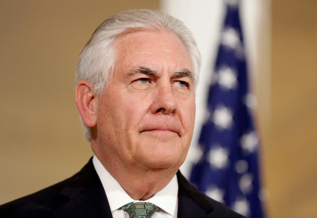 Rex Tillerson... (PHOTO REUTERS)