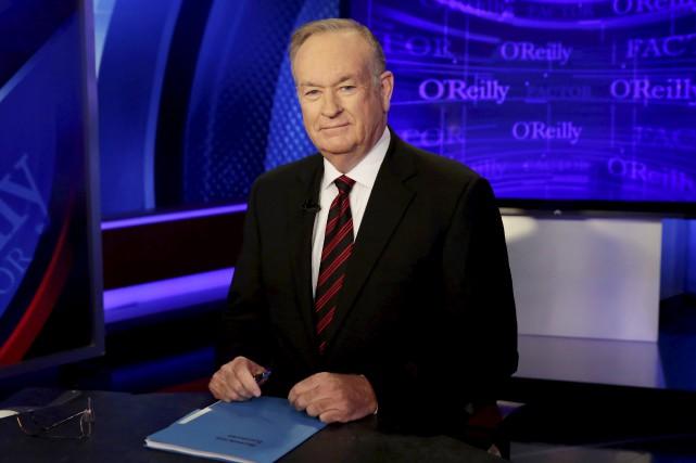 Bill O'Reilly, présentateur vedette de Fox News, est... (PHOTO RICHARD DREW, ARCHIVES ASSOCIATED PRESS)