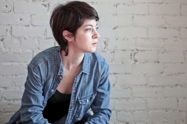 La comédienne de la région, Emmanuelle Lussier Martinez,... (Courtoisie, Annie Éthier)