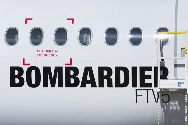 Les dirigeants de Bombardier qui s'étaient accordésune grosse... (Archives, Associated Press)