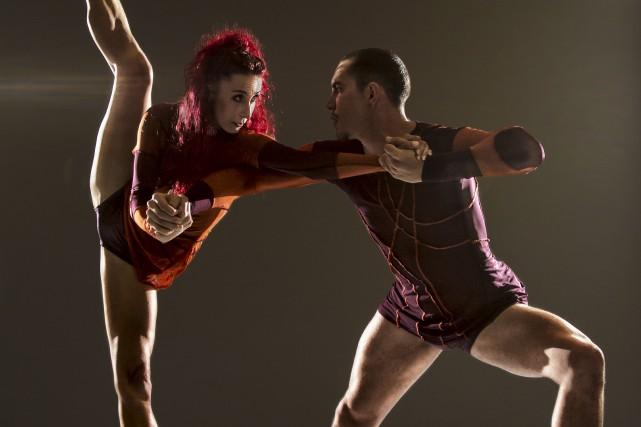 Les danseurs font vraiment la force de cette...