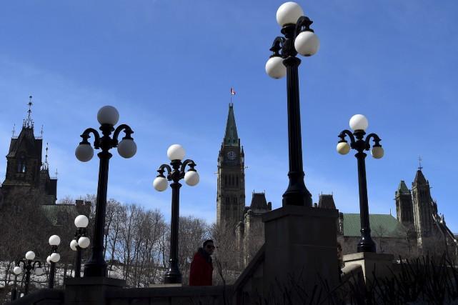 La GRC a admis, mercredi, qu'elle avait utilisé... (La Presse canadienne, Sean Kilpatrick)