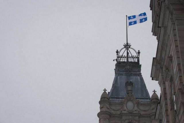 Québec, qui tablait sur un surplus de 2,3... (photoIVANOH demers, archivesLA PRESSE)