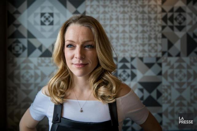Annie Villeneuve... (PHOTO MARCO CAMPANOZZI, LA PRESSE)