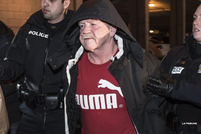 Réjean Hurdle connaîtra sa sentence le 12 avril.... (Archives, La Tribune)