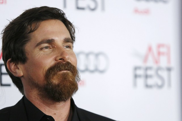 Christian Bale... (Photo Mario Anzuoni, Archives Reuters)