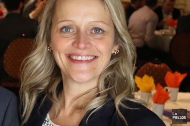 Manon Côté, directrice générale de la CCIHSM.... (Audrey Tremblay)