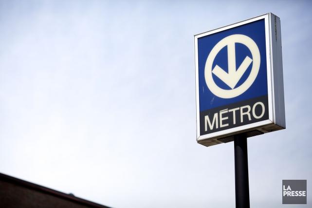 Des milliers d'utilisateurs du métro ont été affectés par une panne plus d'une... (PHOTO SARAH MONGEAU-BIRKETT, ARCHIVES LA PRESSE)