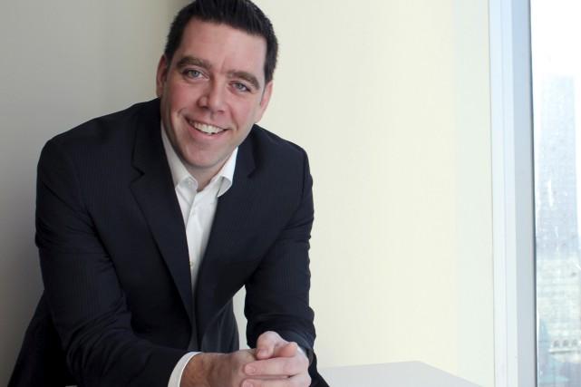 Stéphane Raymond, Directeur général et responsable des opérations... (Courtoisie)