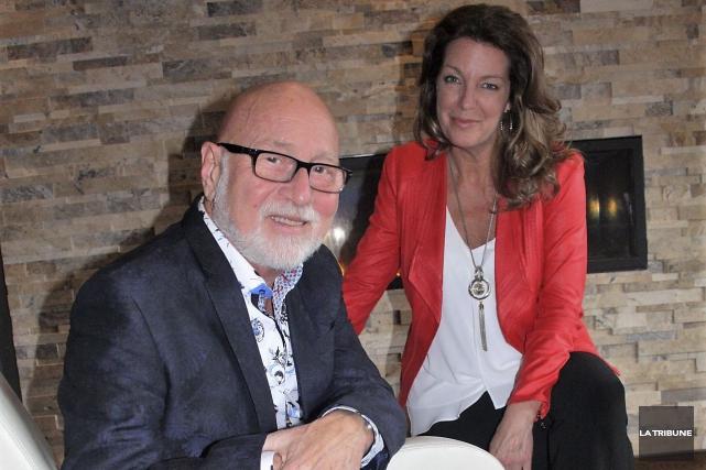Patrick Norman lance un nouvel album, intitulé Bonheurs... (La Tribune, Jean-François Gagnon)
