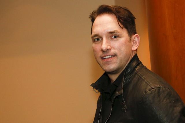 Alexandre Daigle était de retour à Ottawa, jeudi,... (Simon Séguin-Bertrand, Le Droit)