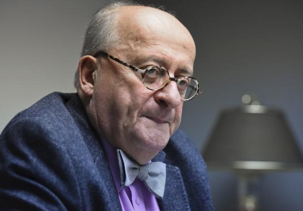 L'avocat Me René Duval.... (François Gervais)