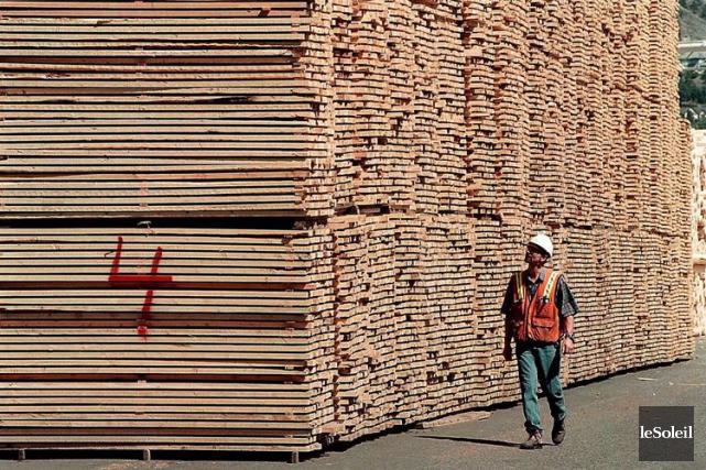 Washington pourrait imposer de nouvelles taxes protectionnistes aux... (Photothèque Le Soleil)