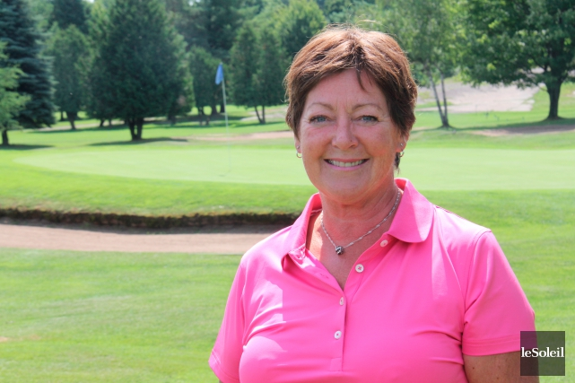 Diane Barabé, présidente du comité des règlements de... (Photothèque Le Soleil)