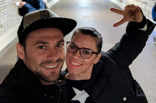 Andreea Cristea visitait Londres avec son compagnon Andrei... (PHOTO AP/FOURNIE PAR LA POLICE MÉTROPOLITAINE)