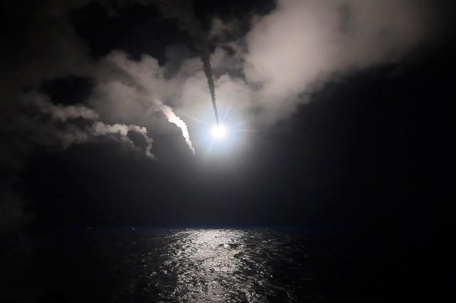 Que pensez-vous des frappes américaines en Syrie? (AFP)