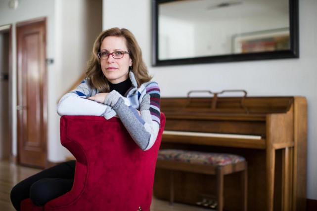 Selon Marie-Renée Lavoie, l'auteur fait toujours de l'autofiction.... (PHOTO EDOUARD PLANTE-FRéCHETTE, lA PRESSE)