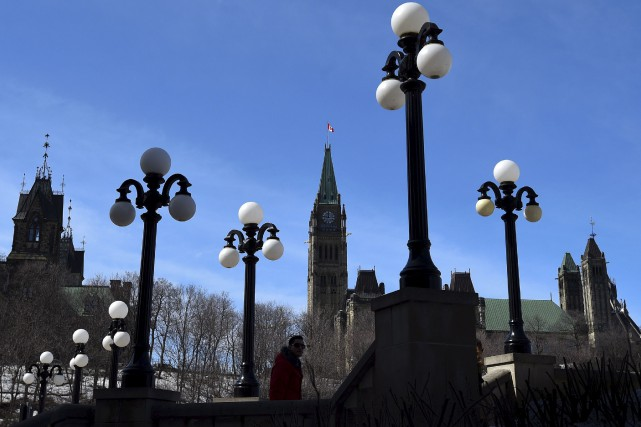 La parlement d'Ottawa... (La Presse canadienne, Sean Kilpatrick)