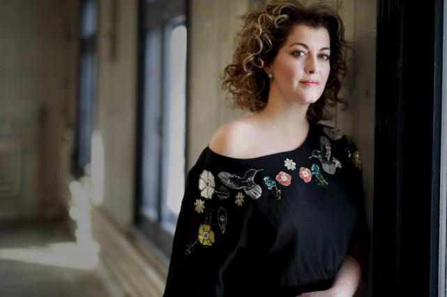 Marie-Noëlle Claveau s'apprête à sortir son troisième album,... (Courtoisie)
