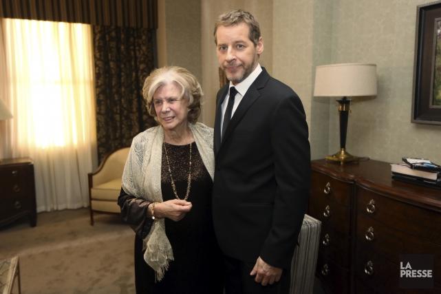 Denise Filiatrault est heureuse d'avoir pris le risque... (Archives La Presse)