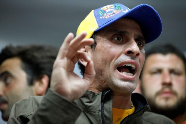 Considéré comme la figure de proue plus modérée... (Photo Carlos Garcia Rawlins, Reuters)