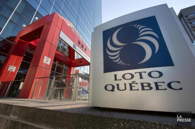 Chez Loto-Québec, Gérard Bibeau a gagné 376000$, plus... (Photo Robert Skinner, archives La Presse)