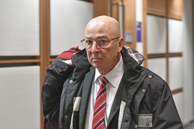 Denis Grenier a plaidé coupable à une accusation... (Stéphane Lessard)