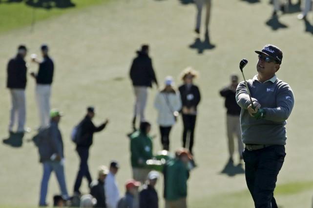 Charley Hoffman (sur la photo), Sergio Garcia, Thomas... (Associated Press)